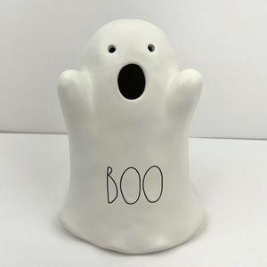 Rae Dunn BOO Ghost Decor - Halloween